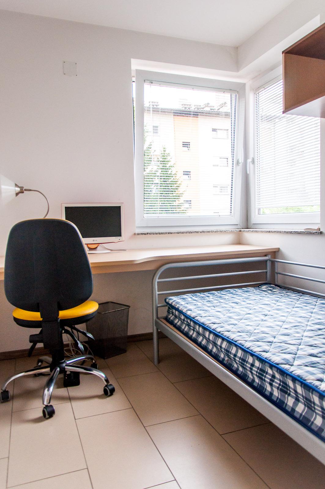 polno opremljeni študentski prostori