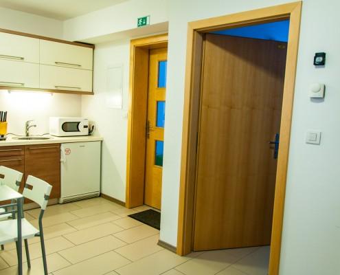 galerija skupni prostor kuhinja jedilnica