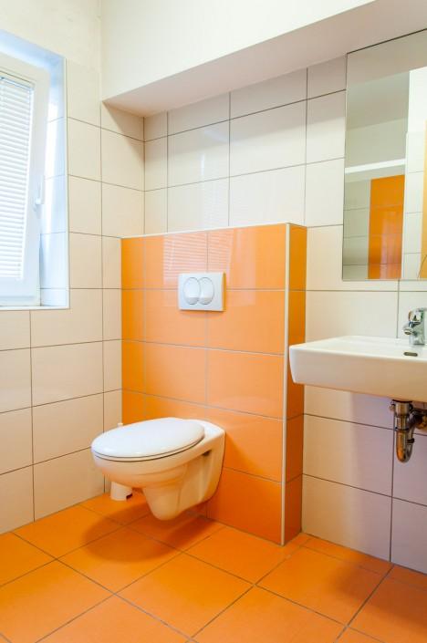 galerija študentske sobe kopalnica stranišče