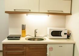 Galerija - Polno opremljena kuhinja